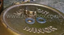 Monitor Minor filler cap seal - Pack of 2