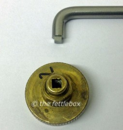 Square Safety Release Valve Tool